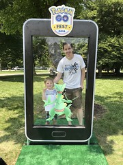 """Paul and Daddy at Go Fest • <a style=""""font-size:0.8em;"""" href=""""http://www.flickr.com/photos/109120354@N07/28661098777/"""" target=""""_blank"""">View on Flickr</a>"""