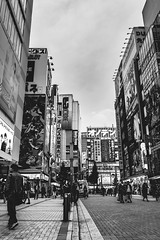 Akihabara (Tednoir) Tags: monochrome mono blackwhite blackandwhite bw bnw city urban japan tokyo akihabara