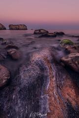 Playa de la Rijana (Fran-Garrido) Tags: nikon d7100 tokina tokina1116f28 rocas playa costa playadelarijana granada qdd malaka largaexposición fb 500px