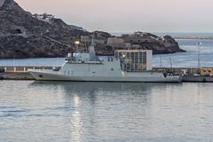 Patrol Vessel Relampago (dcnelson1898) Tags: cartagena spain coast port cruise travel vacation hollandamericaline oosterdam mediterraneansea spanishnavy military boat ship