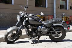 Wels Trophy WQ-250 (dmitrytsaritsyn) Tags: motorcyclephotography bike motorcycles motorbikes wels afsnikkor2470mm128ged nikon d3s stpetersburg russia outdoor