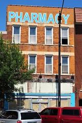 1848 S. Blue Island Avenue (Brule Laker) Tags: chicago illinois pilsen caf chicagoarchitecturefoundation walkpilsen