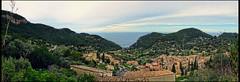 Estellencs Panorama - Mallorca, ES (André-DD) Tags: estellencs spain spanien espania mittelmeer mallorca majorca panorama isle island insel ort dorf tramuntana gebirge mountain himmel wasser water ozean ocean mediterraneansea