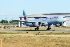 CYVR - Air Canada B777-300 C-FNNU (CKwok Photography) Tags: yvr cyvr aircanada b777 cfnnu