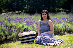 gingham maxi dress, pinata tote bag, lavender field-15.jpg (LyddieGal) Tags: aurate loft connecticut fall fashion gingham honeycomb kayu lavenderfield maxi navy oldnavy outfit pinatatote style summer wardrobe weekendstyle