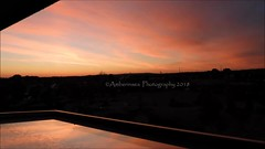 Timelapse of sunrise 11th July 2018 04:40 (Amberinsea Photography) Tags: timelapse sunrise landscape landscapephotography nature sun sky clouds halmstad sweden