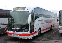 Bus Eireann VG8 (04D59754). (Fred Dean Jnr) Tags: november2004 buseireann broadstone broadstonedepotdublin buseireannbroadstonedepot dublin volvo b12b sunsundegui sideral vg8 04d59754 eurolines