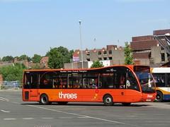 Trent 819 YJ12PJY Mansfield Bus Stn on 3B (1) (1280x960) (dearingbuspix) Tags: wellglade trent trentbarton thereallygoodbuscompany thethrees yj12pjy 819