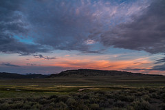 Hot Creek at sunrise (matman73072) Tags: hotcreek clouds sunrise sierranevadas highway395