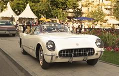 Chevrolet Corvette C1 (olds.wolfram) Tags: chevrolet corvette c1 car oldtimer auto american badenbaden
