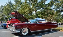 1960 Cadillac Eldorado (Chad Horwedel) Tags: 1960cadillaceldorado cadillaceldorado cadillac cady eldorado classic car convertible huntleyfallfestpedalsforpaws huntley illinois