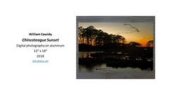 """Chincoteague Sunset • <a style=""""font-size:0.8em;"""" href=""""https://www.flickr.com/photos/124378531@N04/29640288798/"""" target=""""_blank"""">View on Flickr</a>"""