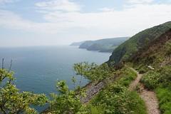 Photo of South West Coast Path near Woody Bay