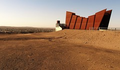Line of Lode Miners Memorial, Broken Hill, New South Wales, Australia (Red Nomad OZ) Tags: brokenhill newsouthwales nsw australia outback desert memorial