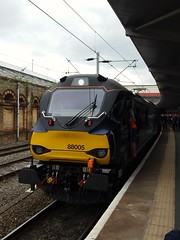 Photo of DRS Class 88005