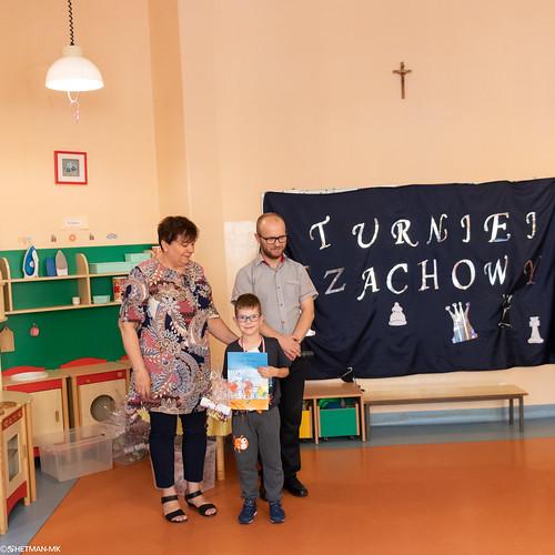 VIII Turniej Szachowy Przedszkolaków o Mistrzostwo Świdnicy-104