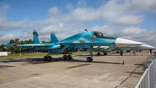 RF-95841, Sukhoi S-34 Russian Air Force @ Kubinka UUMB