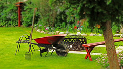 The 'Never Ending Story' (Bob's Digital Eye) Tags: bobsdigitaleye canon canonefs55250mmf456isstm flicker flickr garden gardening june2018 t3i tiltshifteffect depthoffield