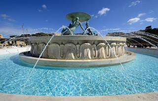 Tritons Fountain