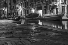 Venice Italy Night 9 (johnmcgrawphotography) Tags: bw bwveniceitaly blackandwhite blackandwhiteitalynight canon canon5dsr cityscape johnmcgraw johnmcgrawphotography longexposure longexposurevenice nightinvenice nightscape photography travel travelphotography venice veniceatnight veniceatnightblackandwhite veniceitalyveniceitalyvenicecanalstraveltravephotographyca