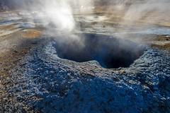 Fumaroles (NEtrekker) Tags: iceland steam fumaroles volcanic hot geothermal myvatn