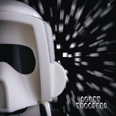 Scout trooper (shoube) Tags: 88 lorraine 100mm 100mmmacro 7d macro canon portrait lego legographie legography dommartinsurvraine figurine jouet afol vosges starwars legostarwars