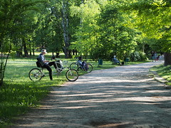 Das ist Fahrrad - This is bicycle - Bu bisiklet - To jest rower (Ciddi Biri) Tags: bicycle bisiklet rower fahrrad design different interesting park green nature sportiveactivity healthylife rideabicycle sunny summer shadow m43turkiye olympustürkiye penep5 olympus60mmf28macro getolympus hatraction
