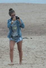 La toma (carlos_ar2000) Tags: fotografa photographer playa beach verano summer chica girl mujer woman bella beauty sexy dof linda pretty gorgeous puntadeldiablo rocha uruguay