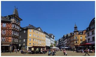 Marburg Stadtansicht