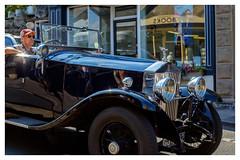 Rolls Royce (:Paul:) Tags: flickr fujixt2 grangeoversands mitakonzhongyilensturboiim42fx pentaxm42supertakumar50mmf14 rollsroyce vintagevehicles