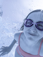 pooltime-4 (lermaniac) Tags: red pool swimingpool girl outdoors teen water countryclub underwater child blue dive