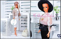 Fashion Doll Quarterly Summer Issue 2018 (Michaela Unbehau Photography) Tags: fashion doll quarterly summer issue 2018 michaela unbehau mattel barbie kingdom moneyqueen demuse dollchic integrity toys shantommo welcome home article editorial