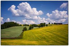 Nannestad 19. juli 2018 (Krogen) Tags: norge norway norwegen akershus romerike nannestad landscape landskap krogen fujifilmx100