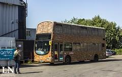 Brick Bus (Bluke's Photography II) Tags: arriva north west 4204 volvo b7tl wright eclipse gemini brick bus nwvrt kirkby