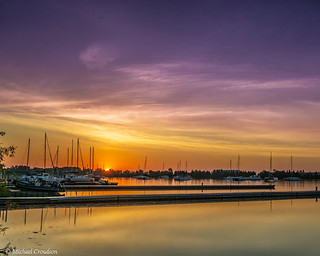 Dawn Outer Harbour, Toronto