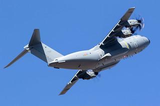 T23-02 / Spanish Air Force / Airbus A400M