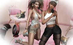 ♥502 (sophieso.demonia) Tags: ad mandala dubai event via fulo moda cool vibes limit8 belleposes