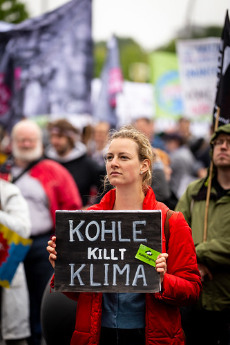 Stop Kohle-Demo am 24.6.18 in Berlin
