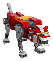 21311 Voltron Red
