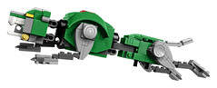 21311 Voltron Green Flying