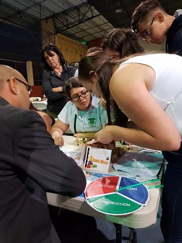 Los educadores del Green Valley nos comparten sus fotos del 11 Festival Internacional de Matemática, realizado en la Universidad La Salle