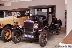 1926 Ford T (NielsdeWit) Tags: nielsdewit car vehicle classic classicpark park boxtel gb73gs ford model t tford coupe