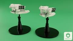Oberth Class (ORION_brick) Tags: grimmsom ncc varient space pegasus star lego render trek oberth mecabricks class fleet spaceship little scale starship