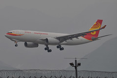 Hong Kong Airlines Cargo Airbus A330-243F B-LNY (EK056) Tags: hong kong airlines airbus a330243f blny chek lap kok airport cargo