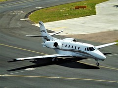 G-GAAL Cessna Citation XLS Luxaviation United Kingdom (Aircaft @ Gloucestershire Airport By James) Tags: luton airport ggaal cessna citation xls luxaviation united kingdom bizjet eggw james lloyds