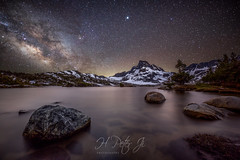 King of the planets (ScorpioOnSUP) Tags: california californialandscape canoneos easternsierra jupiter milkyway mtritter saturn sierranevada sigmaphoto thousandislandlake adventure astrophotography backcountry backpacking camping focusstacking galaxy hiking lake landscape landscapephotography longexposure mountainview mountains nature nightphotography nightsky outdoors reflection rocks seekingsolitude snow snowpatches stars tranquility wilderness