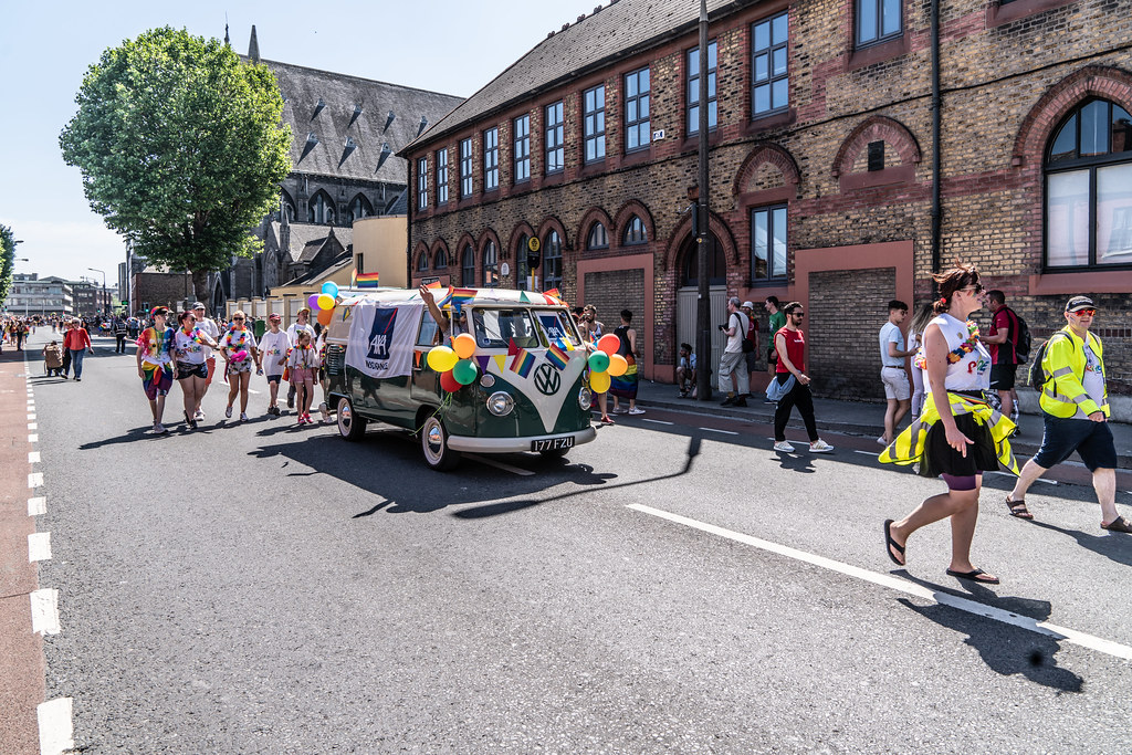 ABOUT SIXTY THOUSAND TOOK PART IN THE DUBLIN LGBTI+ PARADE TODAY[ SATURDAY 30 JUNE 2018]-141792