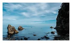 sasagawanagare...笹川流れ (kouji fujiwara) Tags: sea seascape fujifilm fujifilmxt2 xt2 fujinon xf1655mmf28 seaofjapan 日本海 笹川流れ