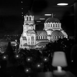 The Lights Of Sofia Nights