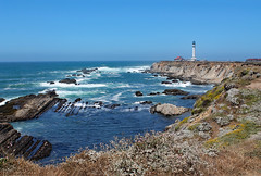 Point Arena Lighthouse, Northern California, July 2018 (Northwest Lovers) Tags: california highway1 northcoast